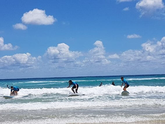 Learn to Surf Currumbin Alley Surf Easy Surf School Gold Coast bachelor bucks party