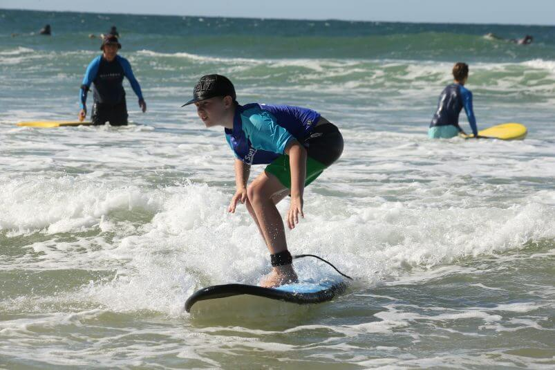 Learn to Surf Currumbin Alley Surf Easy Surf School Gold Coast